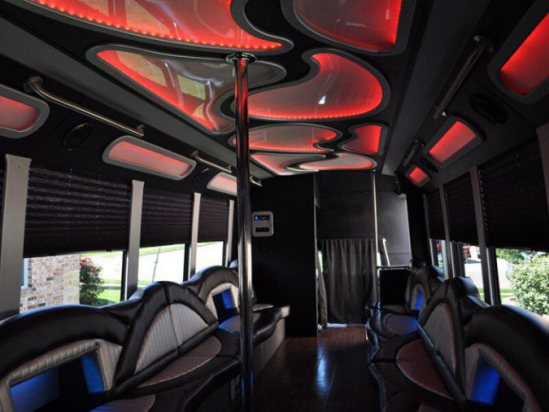 Party Bus Fort Worth